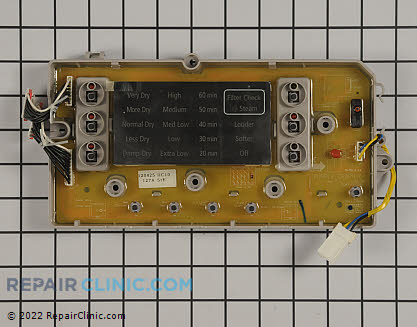 Control Board DC92-00127A Main Product View