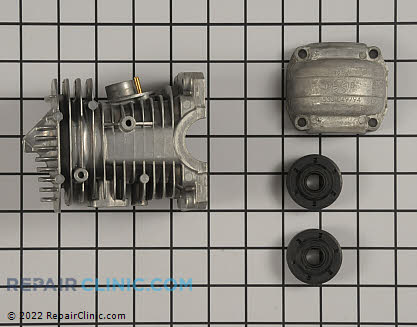 Cylinder Head 530071491 Main Product View
