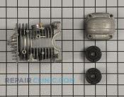 Cylinder Head - Part # 1987901 Mfg Part # 530071491