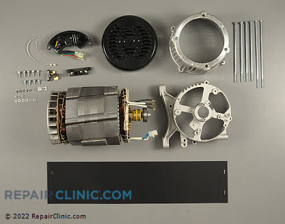 Alternator 310227018 Main Product View