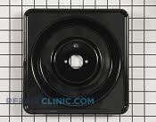 Burner Drip Bowl - Part # 776798 Mfg Part # 318168124