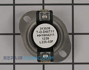 Temperature switch - Part # 2380018 Mfg Part # HH18HA211