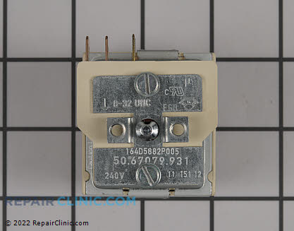 Rotary Switch EBF60663001     Main Product View