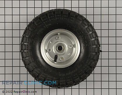 Wheel Assembly 308451007 Main Product View