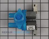 Water Inlet Valve - Part # 1551647 Mfg Part # W10212596