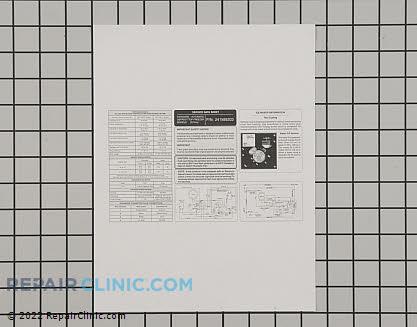 Tech Data Sheet 241588203       Main Product View