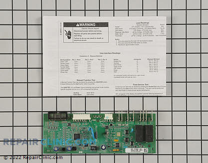 Control Board 12002712        Main Product View