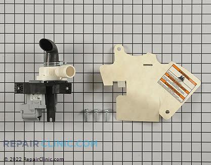 Drain Pump W10536347       Main Product View