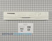 Control  Panel - Part # 1481434 Mfg Part # W10175348
