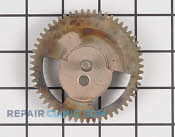 Flywheel - Part # 1956653 Mfg Part # UP07969