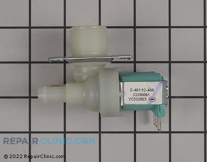 Water Inlet Valve WD-7800-12      Main Product View