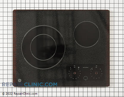 Glass Cooktop WB62X10060      Main Product View