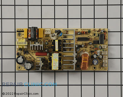 Main Control Board RF-5210-60      Main Product View