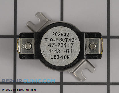 Limit Switch 47-23117-01 Main Product View