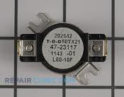 Limit Switch - Part # 2638013 Mfg Part # 47-23117-01