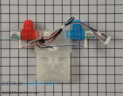 Water Inlet Valve W10423125 Main Product View