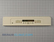 Control  Panel - Part # 1087155 Mfg Part # WB36T10581