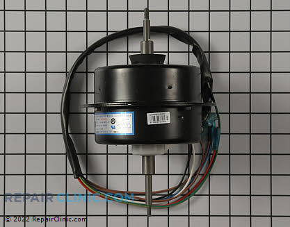 Fan Motor AC-4550-324     Main Product View
