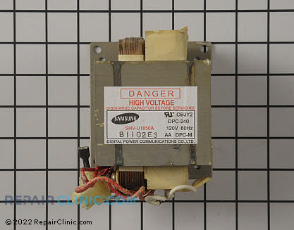 High Voltage Transformer DE26-00151A Main Product View