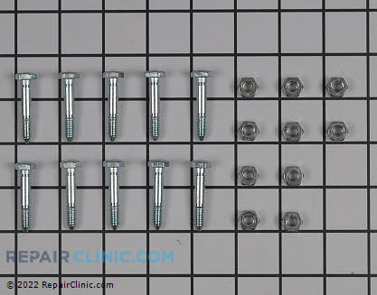 Shear Bolt and Nut 780-039 Main Product View