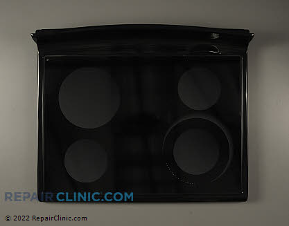 Glass Cooktop 318154582       Main Product View