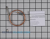 Thermocouple - Part # 2636593 Mfg Part # 9000056015