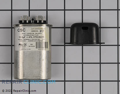 Capacitor S99271110       Main Product View