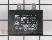 Capacitor - Part # 1461162 Mfg Part # 0CZZJB2014G