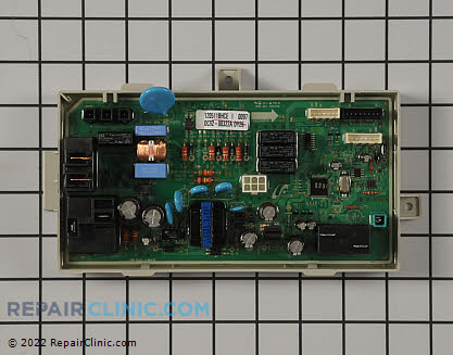 Main Control Board DC92-00322A Main Product View
