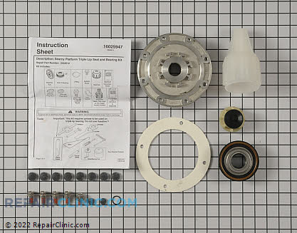 Tub Seal and Bearing Kit W10116791       Main Product View