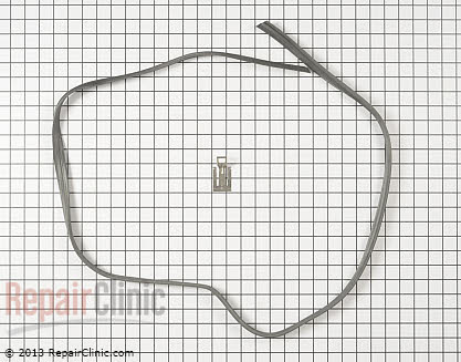Dishwasher Door Gasket W10542314       Main Product View