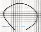 Dishwasher Door Gasket - Part # 2107966 Mfg Part # 688030170033