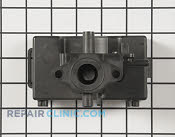 Carb body       s - Part # 1851327 Mfg Part # 611421