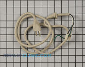 Power Cord - Part # 1085868 Mfg Part # WB18X10270