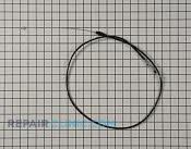 Brake Cable - Part # 1915200 Mfg Part # 54530-VH7-800
