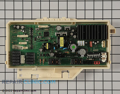 Main Control Board DC92-00321A Main Product View