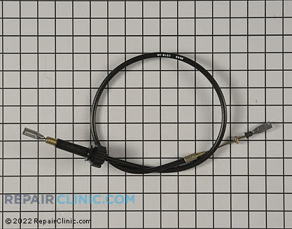 Traction Control Cable 84-9120 Main Product View