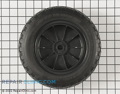 Wheel 209322GS Main Product View
