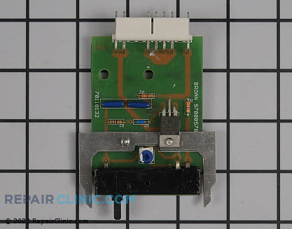 Control Board S97008578       Main Product View