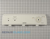 Backsplash panel - Part # 1264265 Mfg Part # WE19M1502