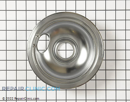 6 Inch Burner Drip Bowl 624491          Main Product View