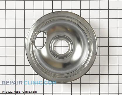 6 Inch Burner Drip Bowl 624491          Main Product View