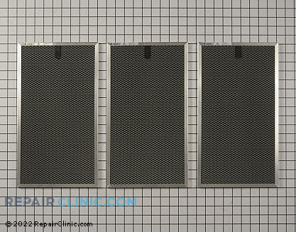 Charcoal Filter WB02X10731      Main Product View