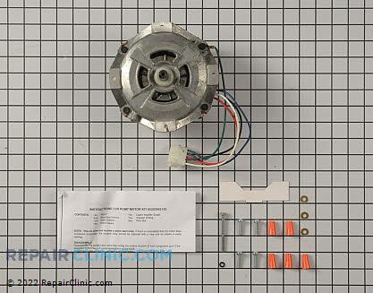 Circulation and Drain Pump Motor 5303943142 Main Product View