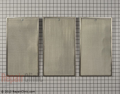 Grease Filter WB02X10396      Main Product View