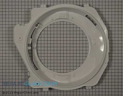 Front Drum Assembly DC97-10362A Main Product View