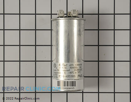 Capacitor P291-4553RS Main Product View