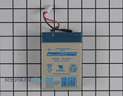 Battery - Part # 2134023 Mfg Part # LC-R064R2P