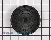 Pulley - Part # 1937433 Mfg Part # W10246453