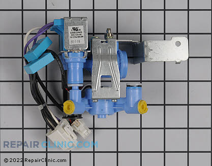 Water Inlet Valve DA97-08587A Main Product View
